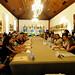 Lu Alckmin durante reunião com municípios da região de São José do Rio Preto