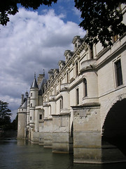 Chenonceau chateau (Estellanara) Tags: touraine chenonceau castle chateau