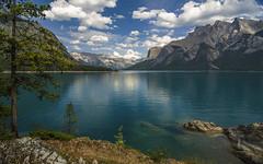 Lake Minnewanka (Jerry Ting) Tags: lakeminnewanka banffnationalpark alberta canada