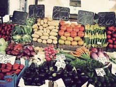 venezia (Chrie<3) Tags: venezia mercato verdura