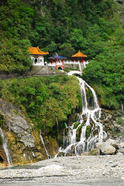 Taroko Gorge, East Coast of Taiwan