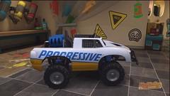 ModNation Racers PS3:  Kart