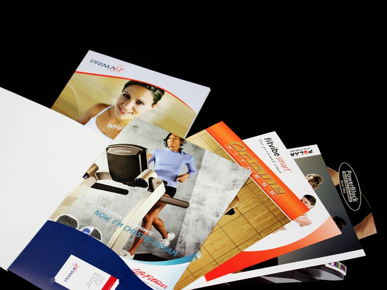 PrimaFit Product Flyers