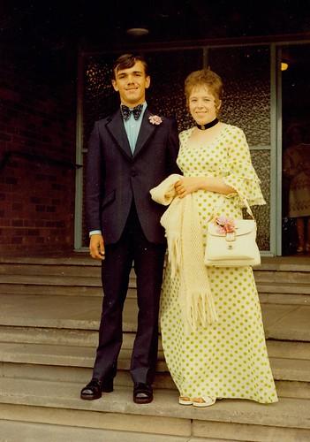 Lee Chapman and Margaret Chapman 1972