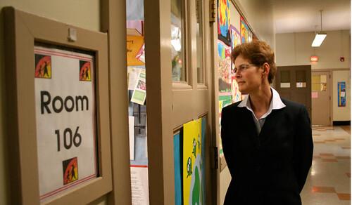 Carole Smith of Portland Public Schools