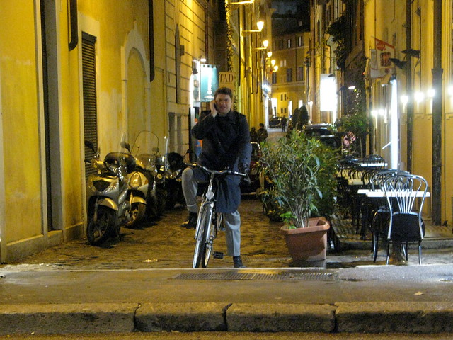 Rome Cycle Chic Uomo 9