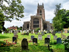 St. Mary's Stoke-by-Nayland (dogmarten28) Tags: suffolk village churches hilltop stmarys constable stokebynayland babergh dogmarten28 building:church=stokebynayland