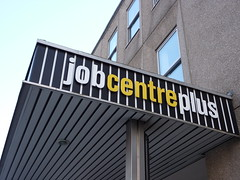JobCentre Plus - frontage