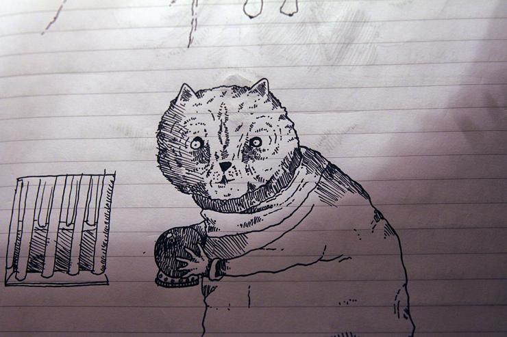 sketchin