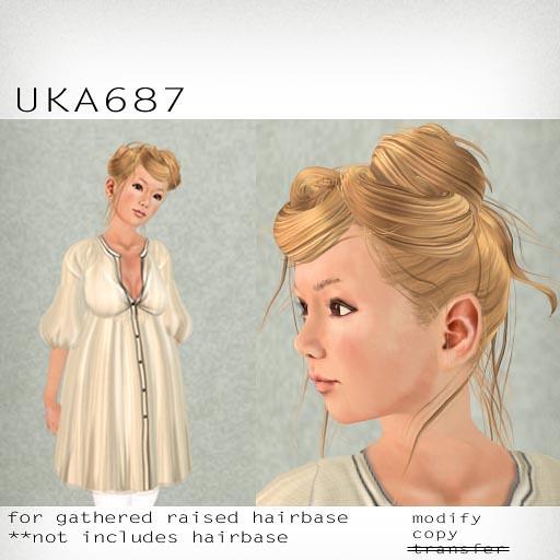booN UKA687 hair