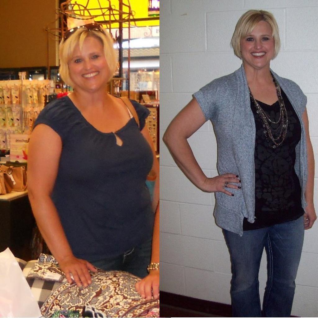 Karin Platt lost 21 pounds in 6 weeks