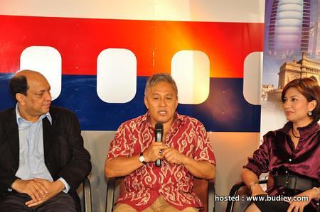 Dr Amin Khan, Dato' Chef Wan dan Puan Farisha Pawanteh