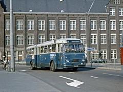 GVB Amsterdam 264, Lijn 11, Kamperbrug (Library of Amsterdam Public Transport) Tags: bus netherlands buses amsterdam nederland publictransport autobus paysbas citybus gvb openbaarvervoer autobuses vervoer stadsarchief stadsbus tram5 gvba gemeentevervoerbedrijf