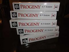 Progeny spine