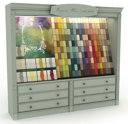 Benjamin Moore Color Stories at Babels Paint and Decorating Stores