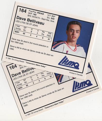 LH Dave Belliveau