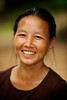 Laos - Hmong village - Woman