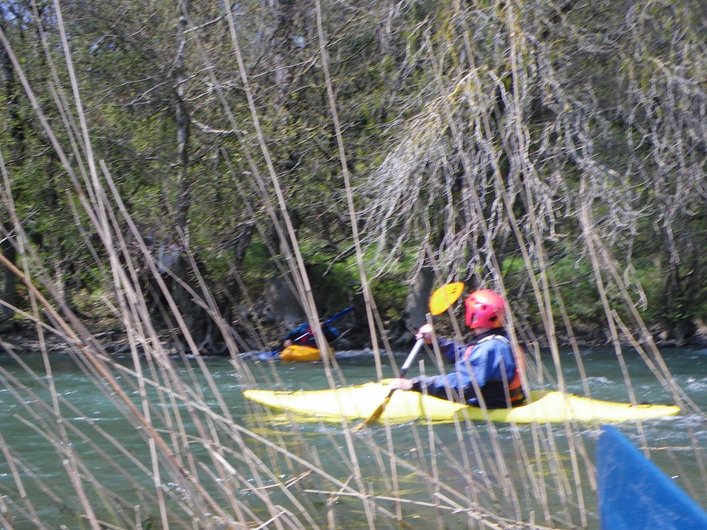 Descenso del Río Arakil en kayak 021