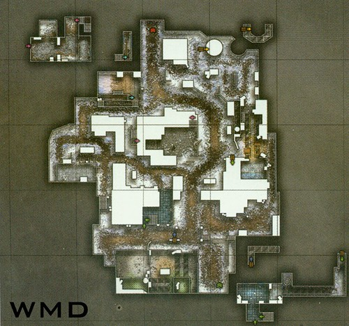 WMD Overhead View