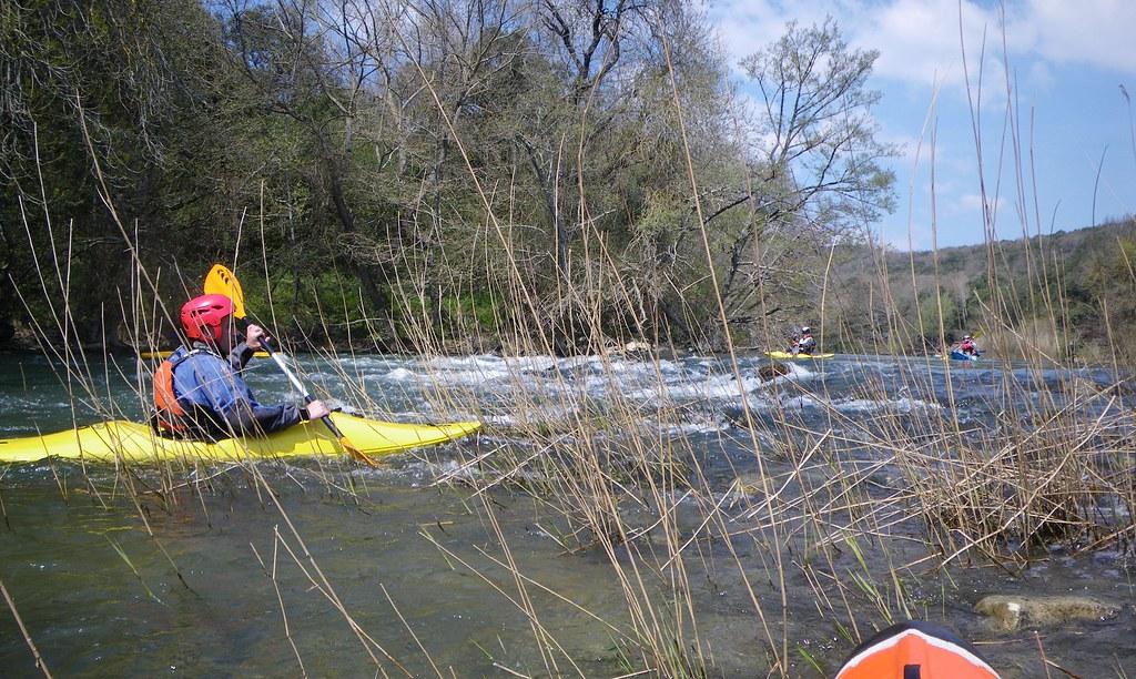 Descenso del Río Arakil en kayak 020