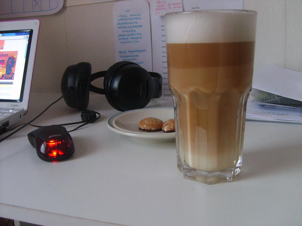 Latte!!