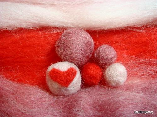 20101206 DIY羊毛氈 13