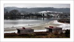 Hors-saison (Papyricko) Tags: lac plage picardie laon aisne ailette plandeau monampteuil basenautique axoplage parcdemonampteuil