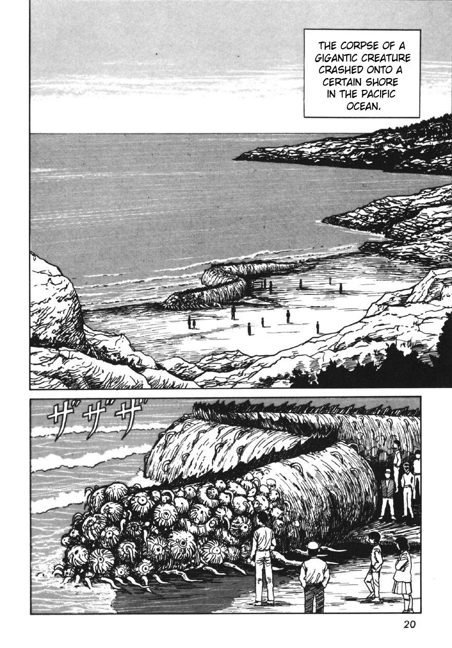 Junji Ito - Thing That Drifted Ashore 2