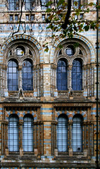 Ornate windows (Andrea Kennard) Tags: door old uk travel blue light england people urban white motion blur building london tower english history classic tourism monument stone museum architecture facade design hall europe european open view natural symbol britain antique interior room flag south united famous gothic victorian entrance kingdom science front tourist exhibition british kensington