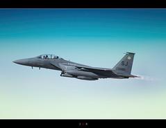 McDonnel Douglas F-15E Eagle (Jeremy Royall) Tags: sanantonio plane canon us fighter texas unitedstates eagle tx jet airshow 7d af airforce takingoff base 2010 afb f15 lackland airfest f15e mcdonneldouglas