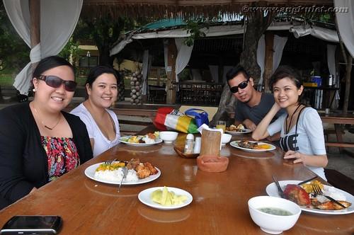 Jen and Friends at La Luz, Batangas