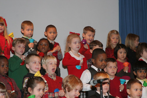 Grace Preschool Christmas Show 2010