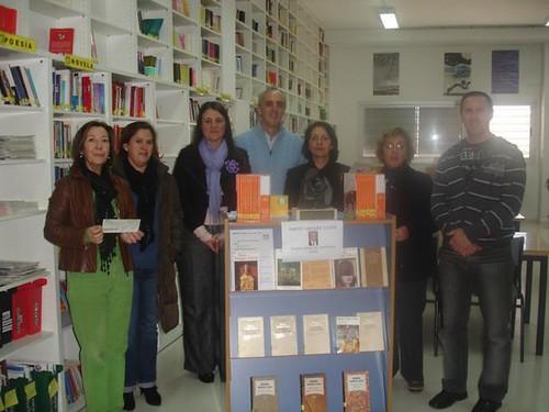 Entrega Subvención Biblioteca y Premio Certamen Literario (2)