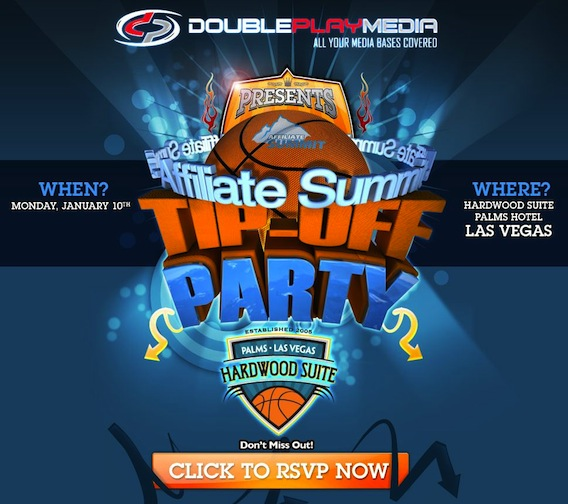 Affiliate Summit Tip-Off Party