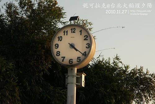 台北大稻埕夕陽20101210-013