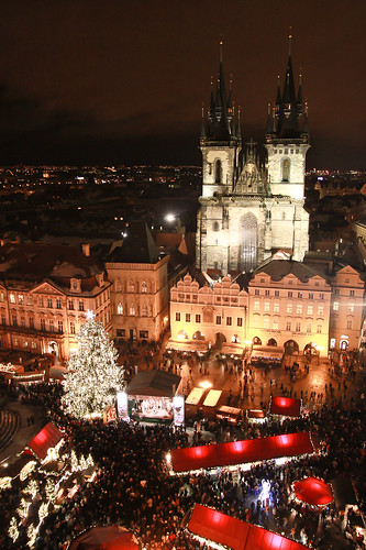 Enjoy Christmas in Prague