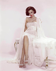 Natalie Wood (The Pie Shops Collection) Tags: white beauty vintage photo dress actress 1960 nataliewood nightie allthefineyoungcannibals