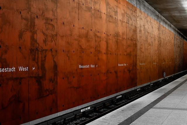 München - Messestadt West