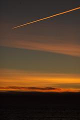 Traveling at sunrise (*Jonina*) Tags: sky clouds iceland sland sk himinn mindigtopponalwaysontop