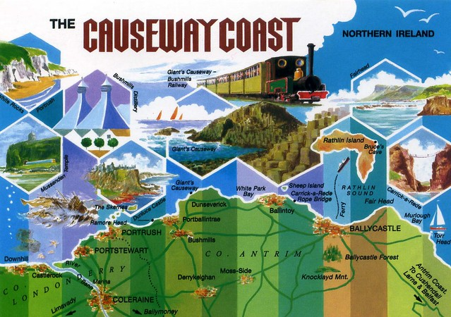 Giant causeway