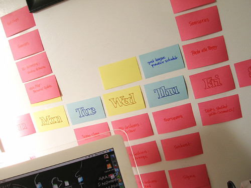 new index card system