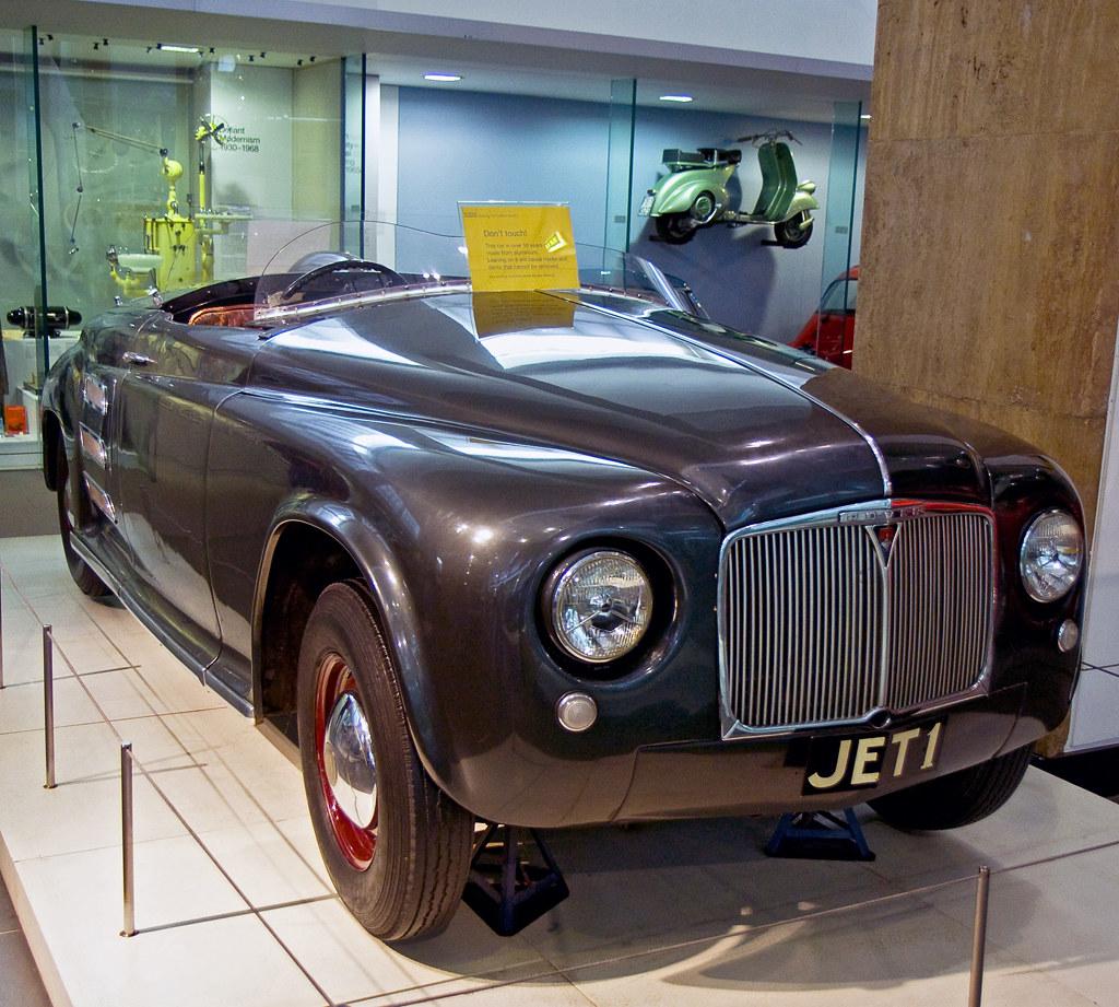 Rover JET 1
