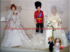 Barbie Queen Elizabeth (Gipaba) Tags: doll barbie charles diana queenelizabeth faberge womenofroyalty gipaba empressjosephinemarieantoinette