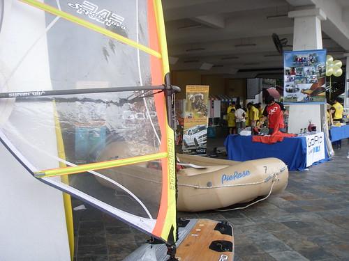 Windsurfing Rafting GoPro