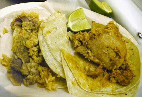 Tacos Carmelita: Tacos!