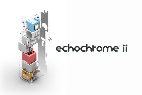 echochrome ii for PS3 (PSN)