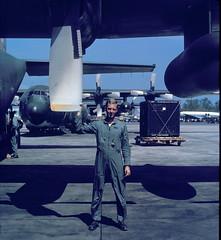 1st/Lt Me - Vietnam - 1967 (aviatorr727) Tags: japan thailand army flying mac war bangkok aviation flight navy taiwan f100 korea vietnam f okinawa marines 105 fighters airforce phantom tac usaf hue saigon panam hercules twa danang c130 c141 airlift f4e reddevils khesanh f4c camranhbay pacaf f8u udorn tuyhoa 50thtas