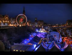 Edinburgh's Christmas (_K7_6484_5_6_7_8) ([Rossco]:[www.rgstrachan.com]) Tags: christmas winter ice wheel scotland edinburgh skating orb fair ferris rink shows rides wonderland balmoralhotel scottmonument georgeivbridge orbing justpentax pinrcesstreetgardens