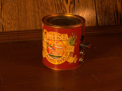Rich Decibels Golden Syrup Amp