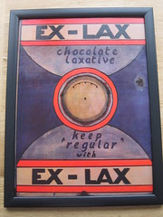 Vintage Ex-Lax advert